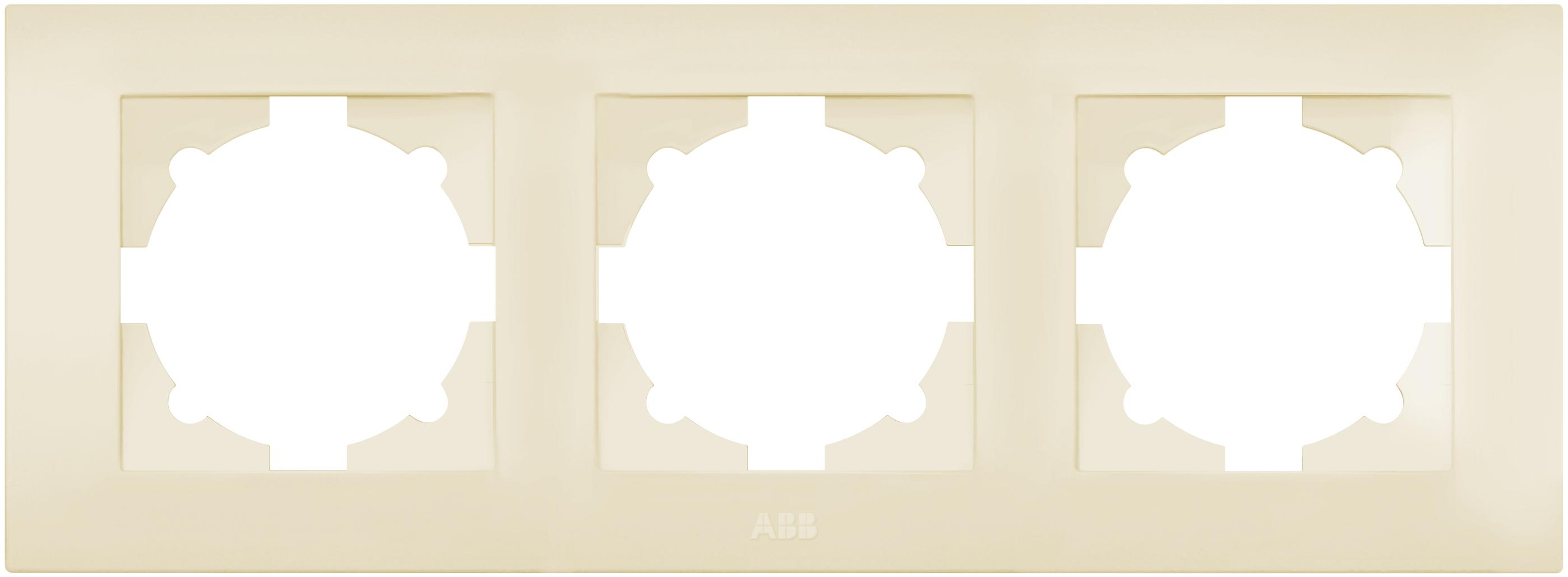 Рамка Abb Cosmo 612-010300-227