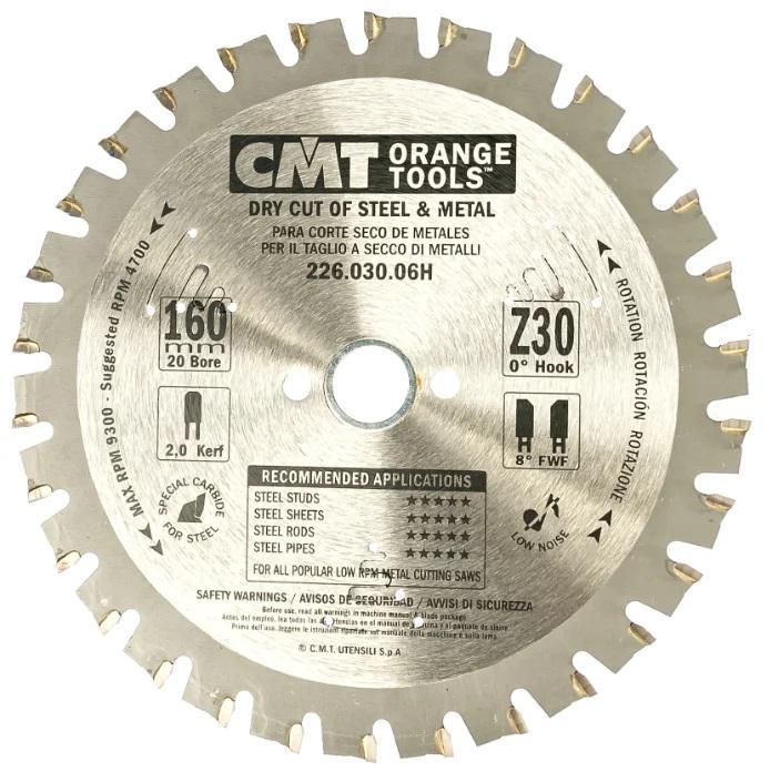 Диск пильный твердосплавный Cmt 226.030.06h диск пильный твердосплавный cmt 291 270 42m
