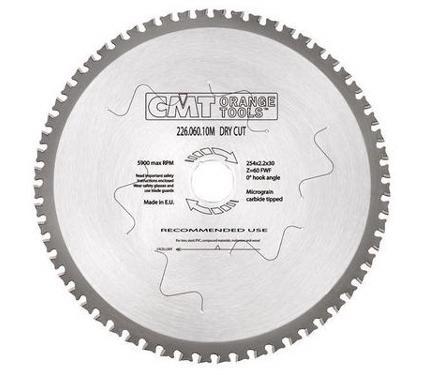 Диск пильный твердосплавный CMT Ф305х25.4мм 80зуб. (226.080.12)