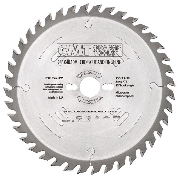 Диск пильный твердосплавный Cmt 285.048.10m диск пильный твердосплавный cmt 291 270 42m