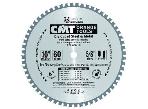 Диск пильный твердосплавный CMT Ф305х30мм 80зуб. (226.080.12M)