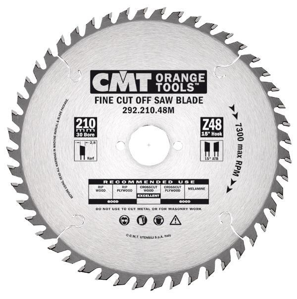 Диск пильный твердосплавный Cmt 292.210.64m диск пильный твердосплавный hammer 335х32 30мм 64 зуб