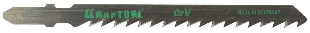 Пилки для лобзика Kraftool 159521-4 пилки для лобзика по дереву для прямых пропилов bosch t101aif 2 30 мм 5 шт