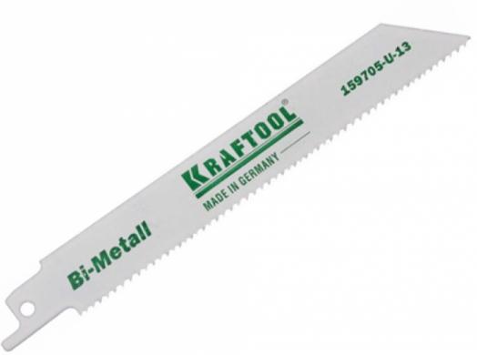 Полотно пильное Kraftool 159705-u13 плоская кисть kraftool klassik 1 01013 25