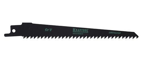Полотно пильное Kraftool 159711-4,2 плоская кисть kraftool klassik 1 01013 25