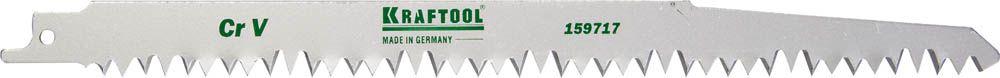 Полотно пильное Kraftool 159717 плоская кисть kraftool klassik 1 01013 25