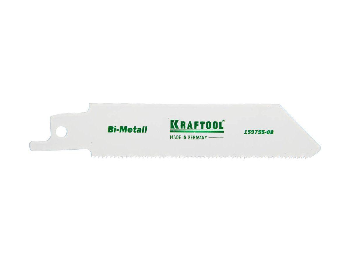 Полотно пильное Kraftool 159755-08 плоская кисть kraftool klassik 1 01013 25