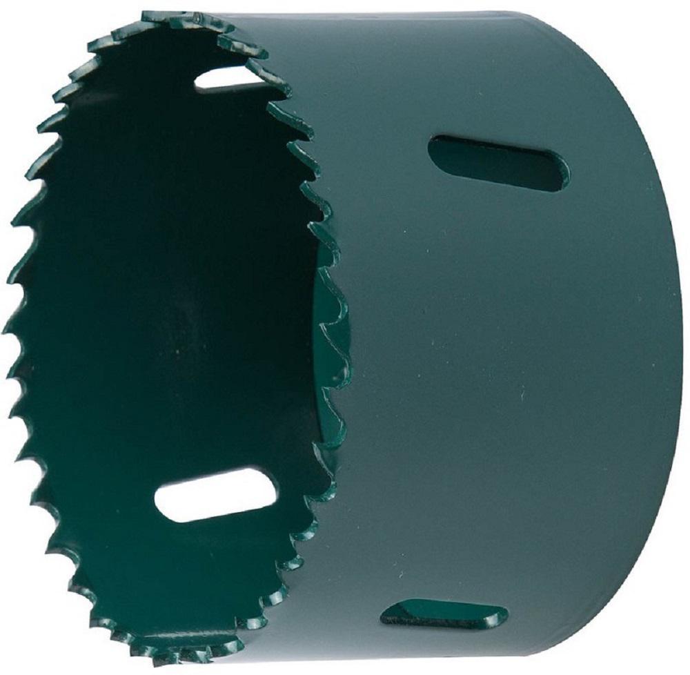 Коронка биметаллическая Kraftool 29521-060 коронка биметаллическая cobalt 8