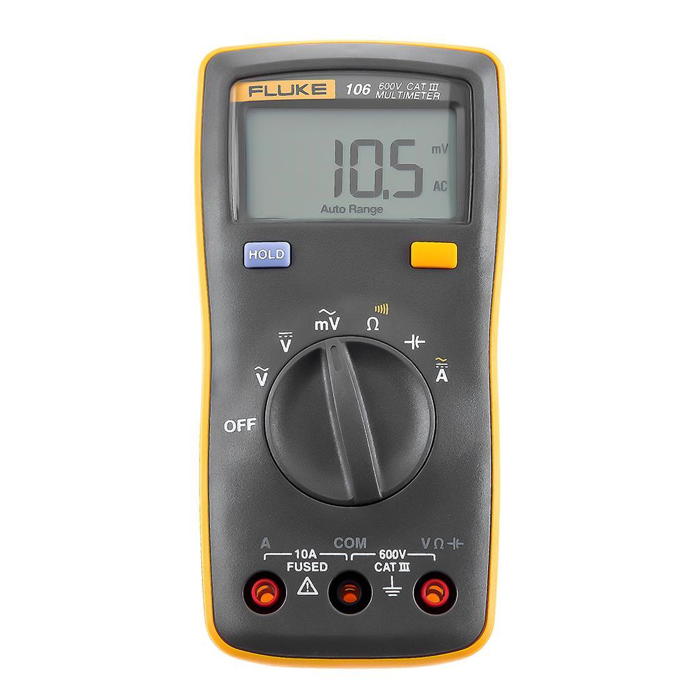 Мультиметр Fluke 106 калибратор петли тока fluke 709