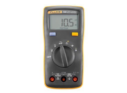 Мультиметр цифровой FLUKE 106