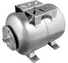 Гидроаккумулятор UNIPUMP 50 л (нерж.) горизонтальный