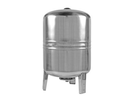 Гидроаккумулятор UNIPUMP 80 л (нерж.) вертикальный