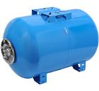 Гидроаккумулятор UNIPUMP 80 л горизонтальный (78216)