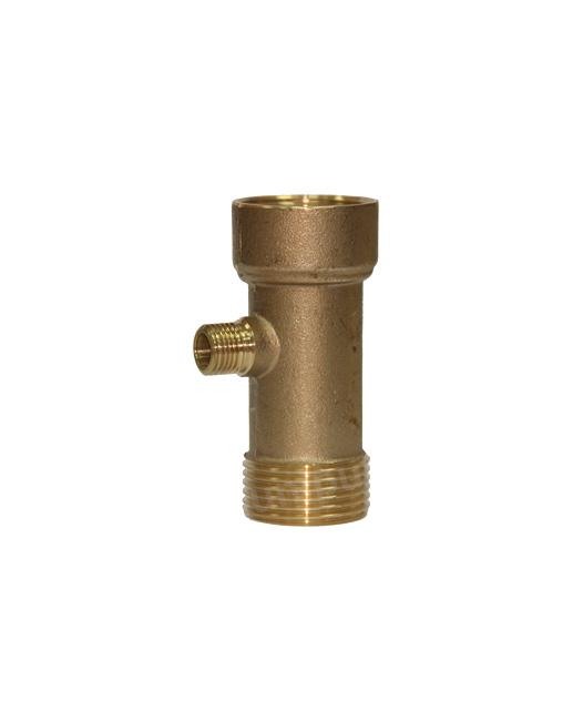 Штуцер Unipump 3-х выводной 1НРх1ВРх1/4НР(дляlp/3) arlight коннектор выводной fix mono10 1s 15cm