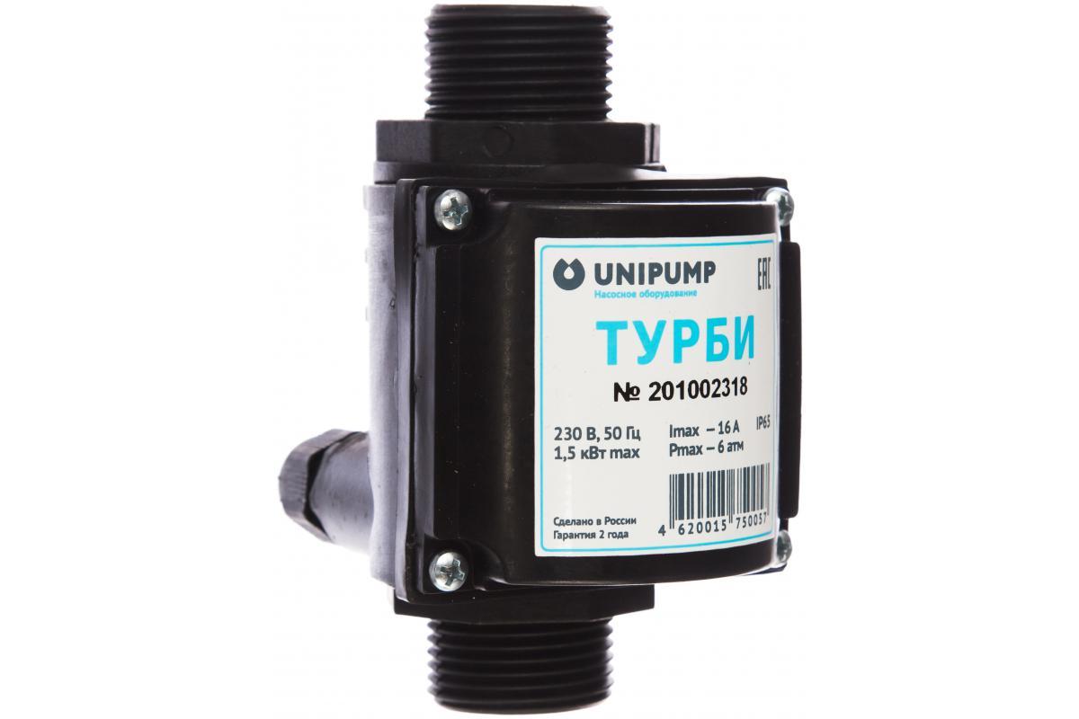 Блок управления Unipump ТУРБИ