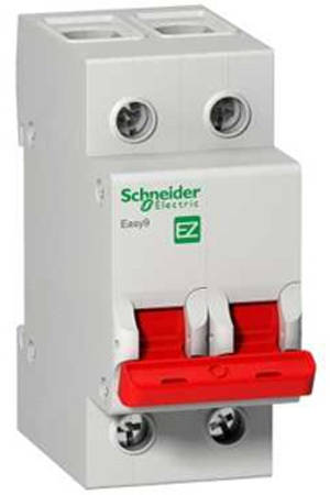 Рубильник Schneider electric Easy9 ez9s16280 cтеппер bs 803 bla b ez