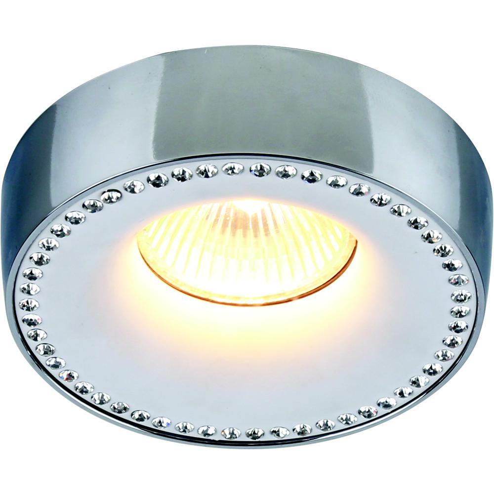Светильник встраиваемый Divinare 1828/02 pl-1 светильник 1828 01 pl 1 divinare