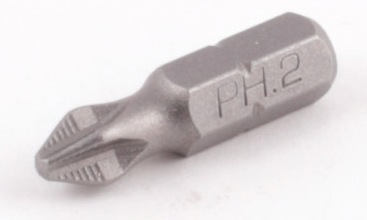 Бита Jettools W2-11-0251-2 бита jettools магнитная ph1 50 мм 2 шт