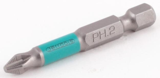 Бита Jettools W2-21-0501-2 бита jettools магнитная ph1 50 мм 2 шт