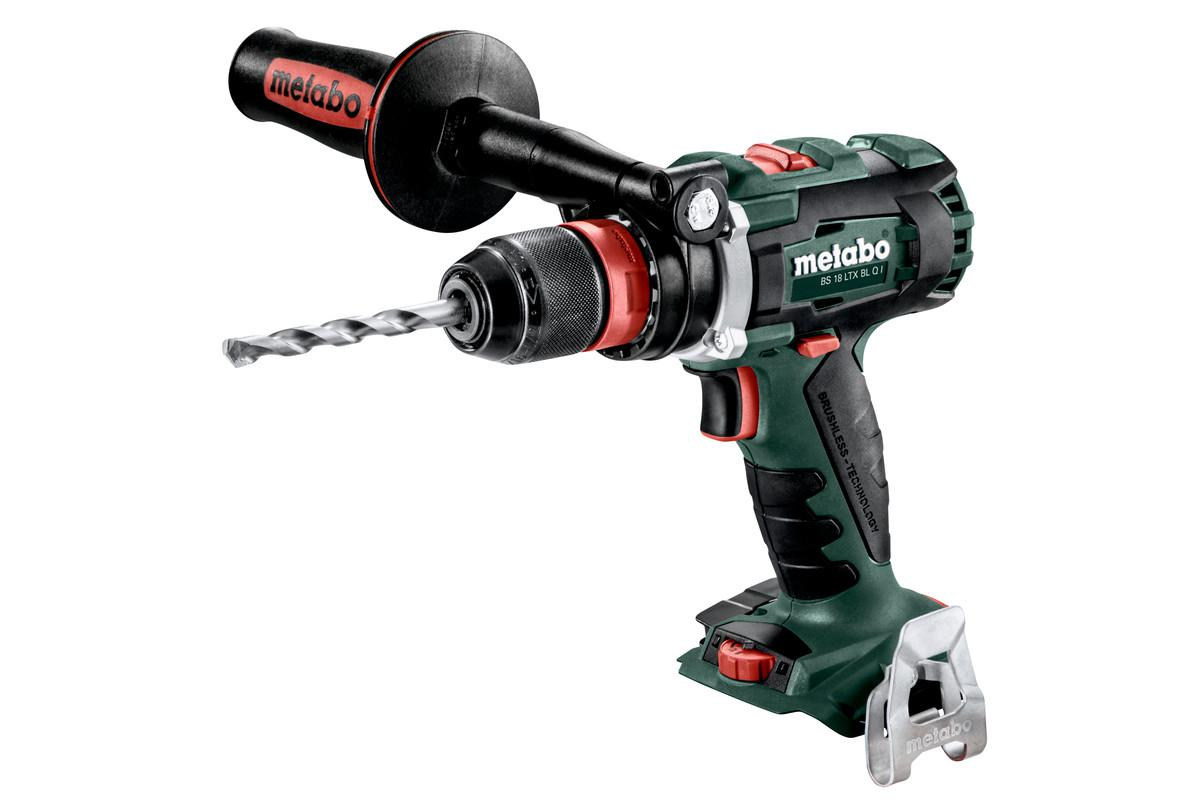 Дрель-шуруповерт Metabo Bs 18 ltx bl q i (602351890) metabo акк шуруповерт metabo bs 12 12в 2 1 7ач nicd 35нм 1500об мин бзп10 1 5кг кейс реверс 602194870 602194870