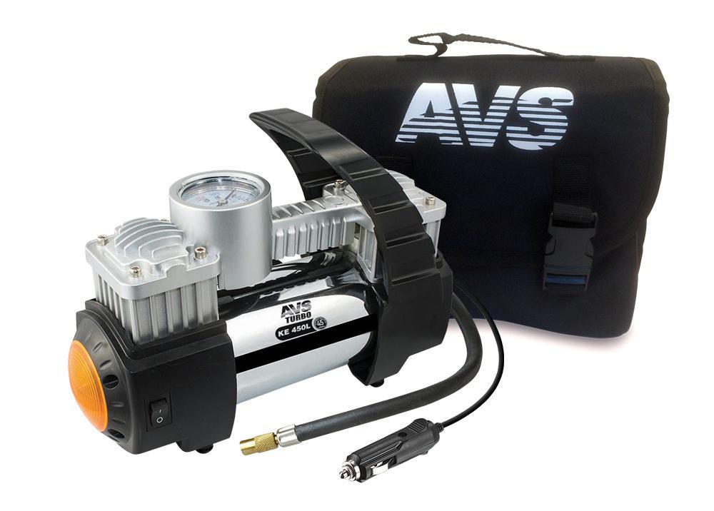 Компрессор Avs Ke450l компрессор автомобильный avs turbo ka580