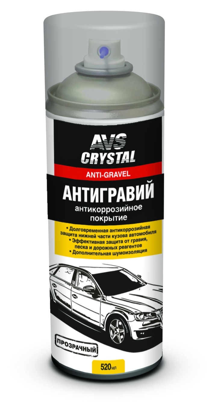 Антигравий Avs Avk-138 преобразователь ржавчины avs avk 122