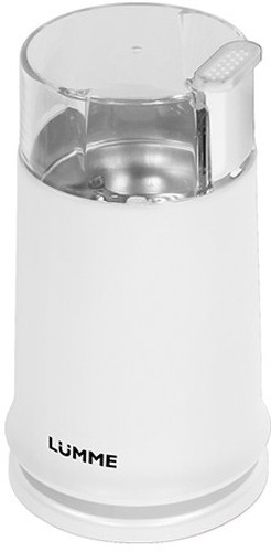 Кофемолка Lumme Lu-2601 белый жемчуг чайник lumme lu 134 2200 вт черный жемчуг 2 л стекло