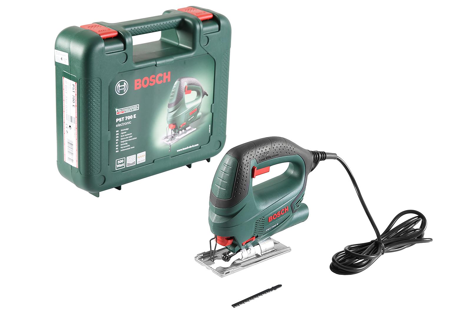 Лобзик Bosch Pst 700 e compact (0.603.3a0.020)
