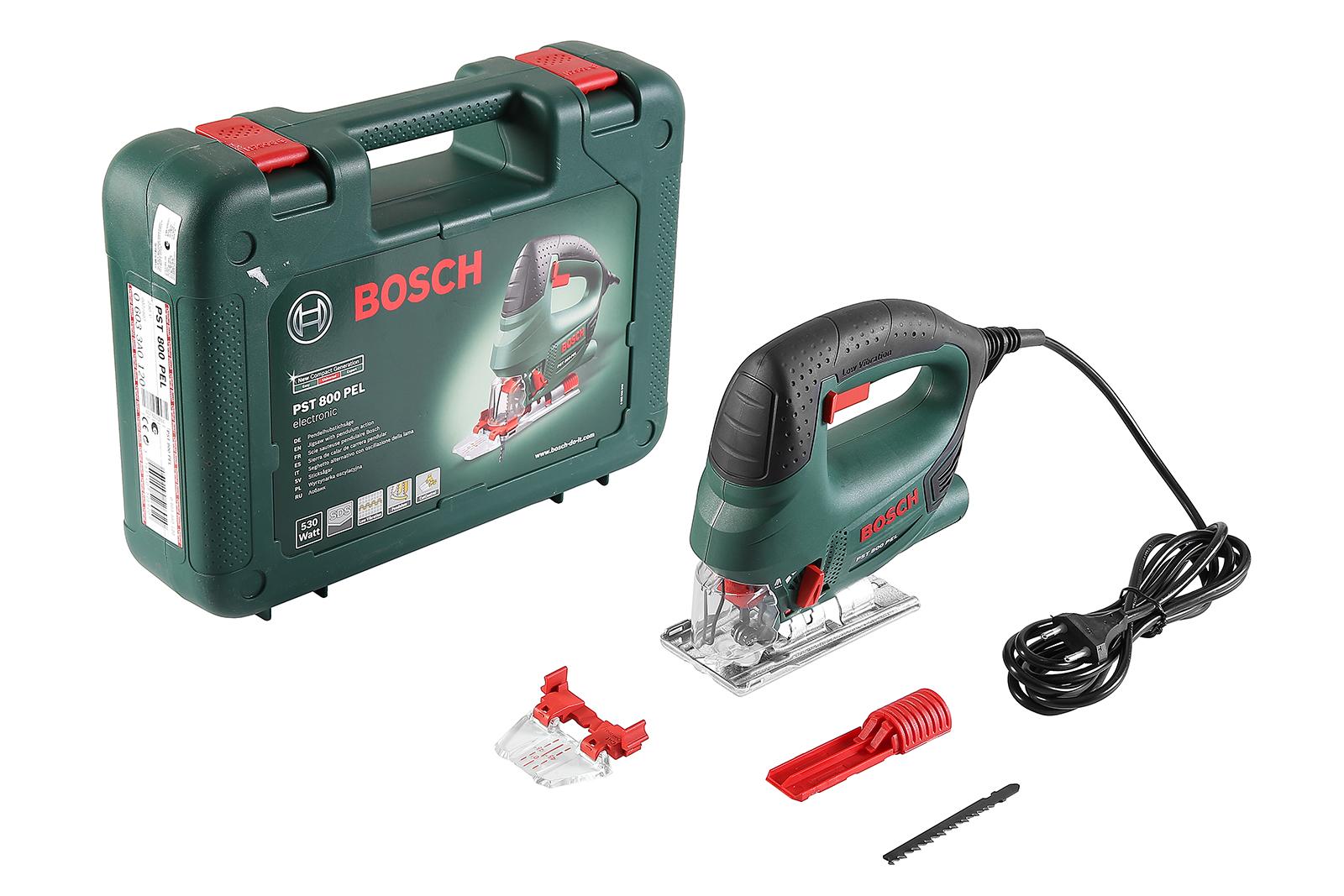 Лобзик Bosch Pst 800 pel compact (0.603.3a0.120)
