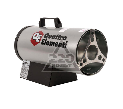 Тепловая пушка газовая QUATTRO ELEMENTI QE-10G