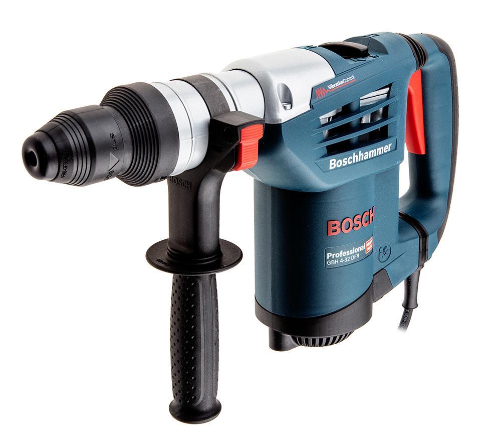 Перфоратор Bosch Gbh 4-32 dfr (0.611.332.100) аккумуляторный перфоратор bosch gbh 180 li 4 0ач x2 0611911023