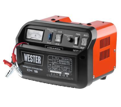 Устройство зарядное WESTER CH15