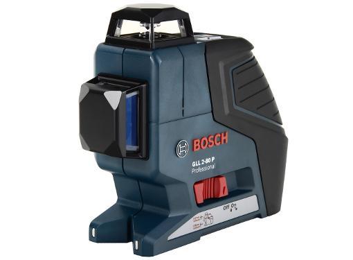 Уровень лазерный BOSCH GLL 2-80 Professional + ДЕРЖАТЕЛЬ BM1 (0601063202)