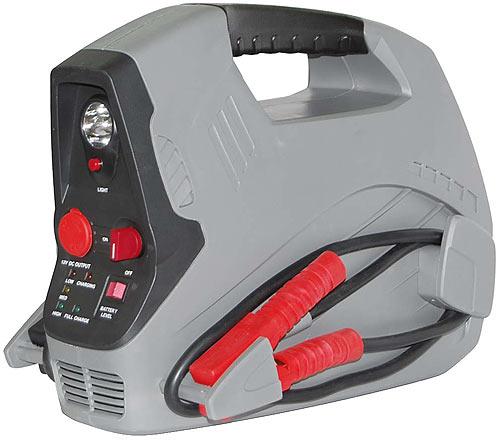 Пусковое устройство ERGUS PowerBox 4000 Устройство пусковое ERGUS PowerBox.