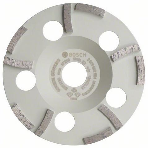 Чашка шлифовальная Bosch Expert for concrete extraclean 125x22 (2.608.602.554) шлифовальная машина bosch gss 230 ave professional