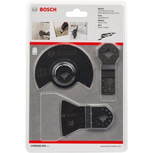 Набор насадок для МФИ Bosch 2 608 662 342 стоимость