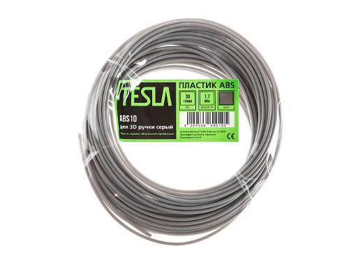 ABS-пластик для 3D ручки TESLA ABS10 серый