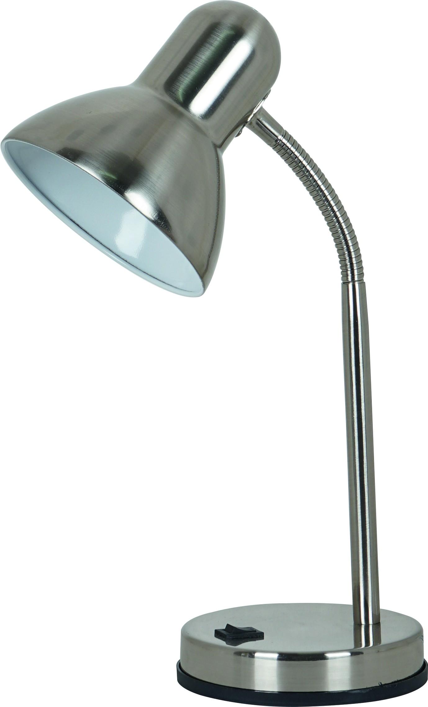 Лампа настольная Arte lamp A2488lt-1ss торшер 43 a2054pn 1ss arte lamp 1176958