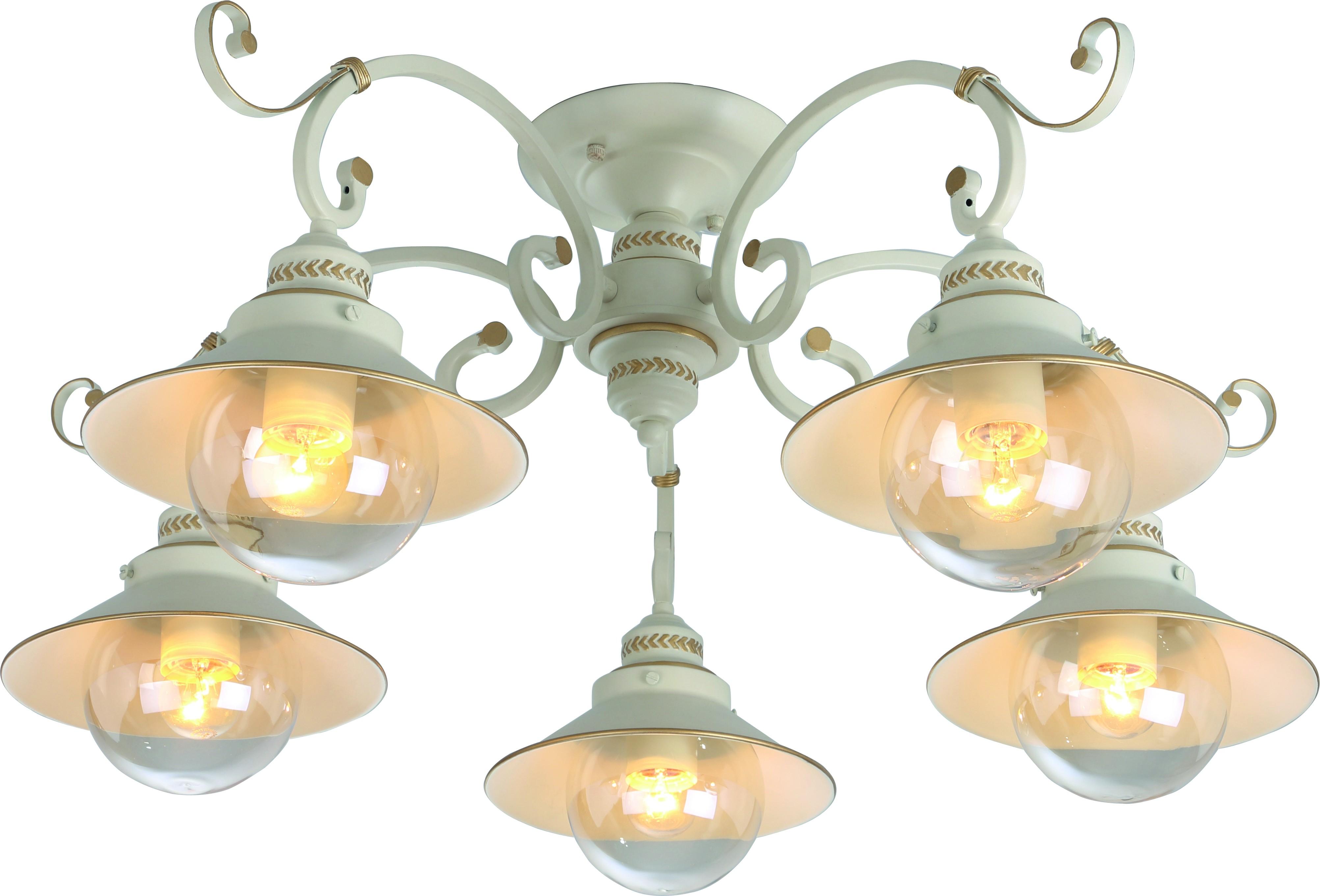Люстра Arte lamp A4577pl-5wg aeg pl 750