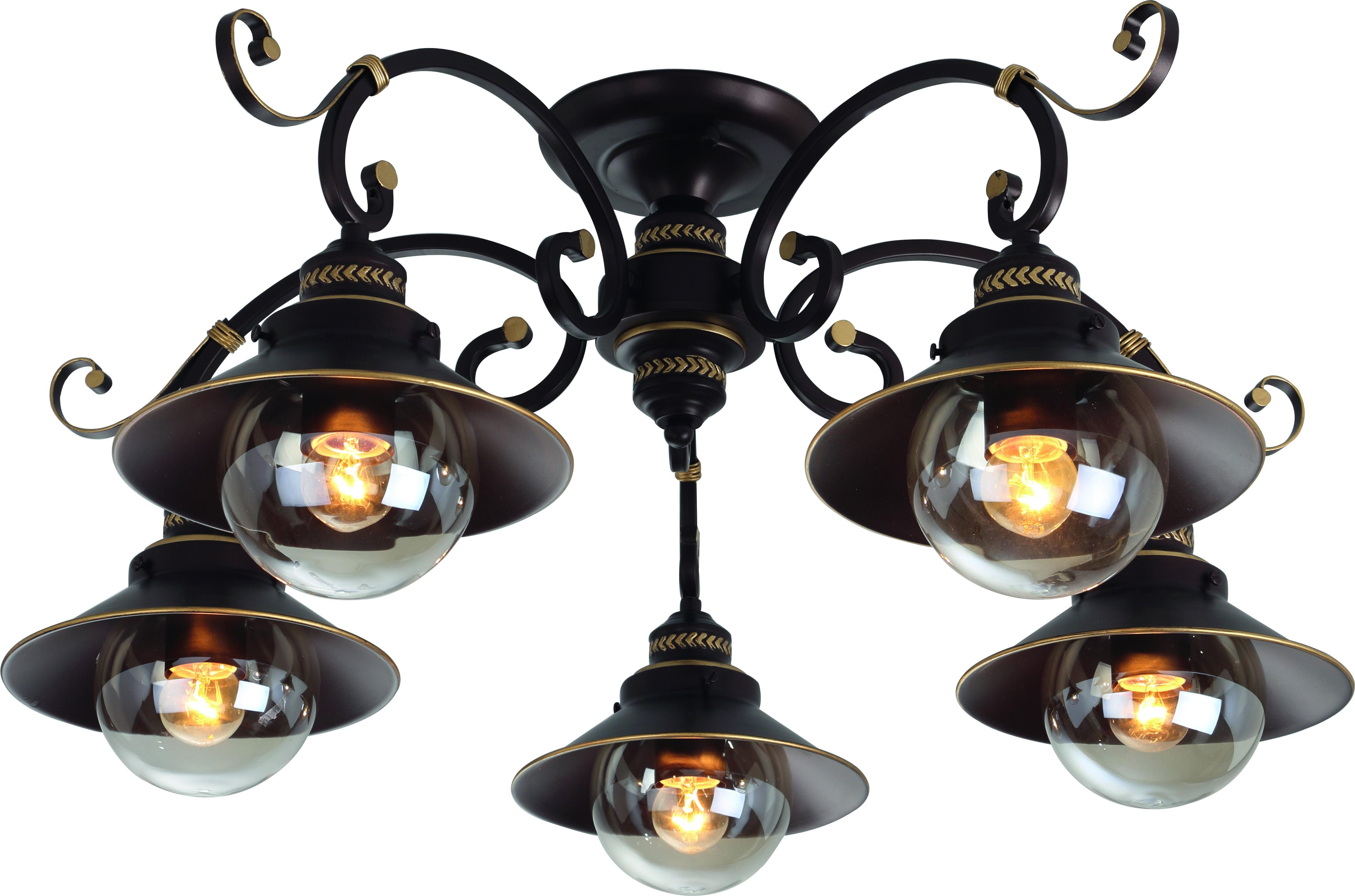 Люстра Arte lamp A4577pl-5ck aeg pl 750