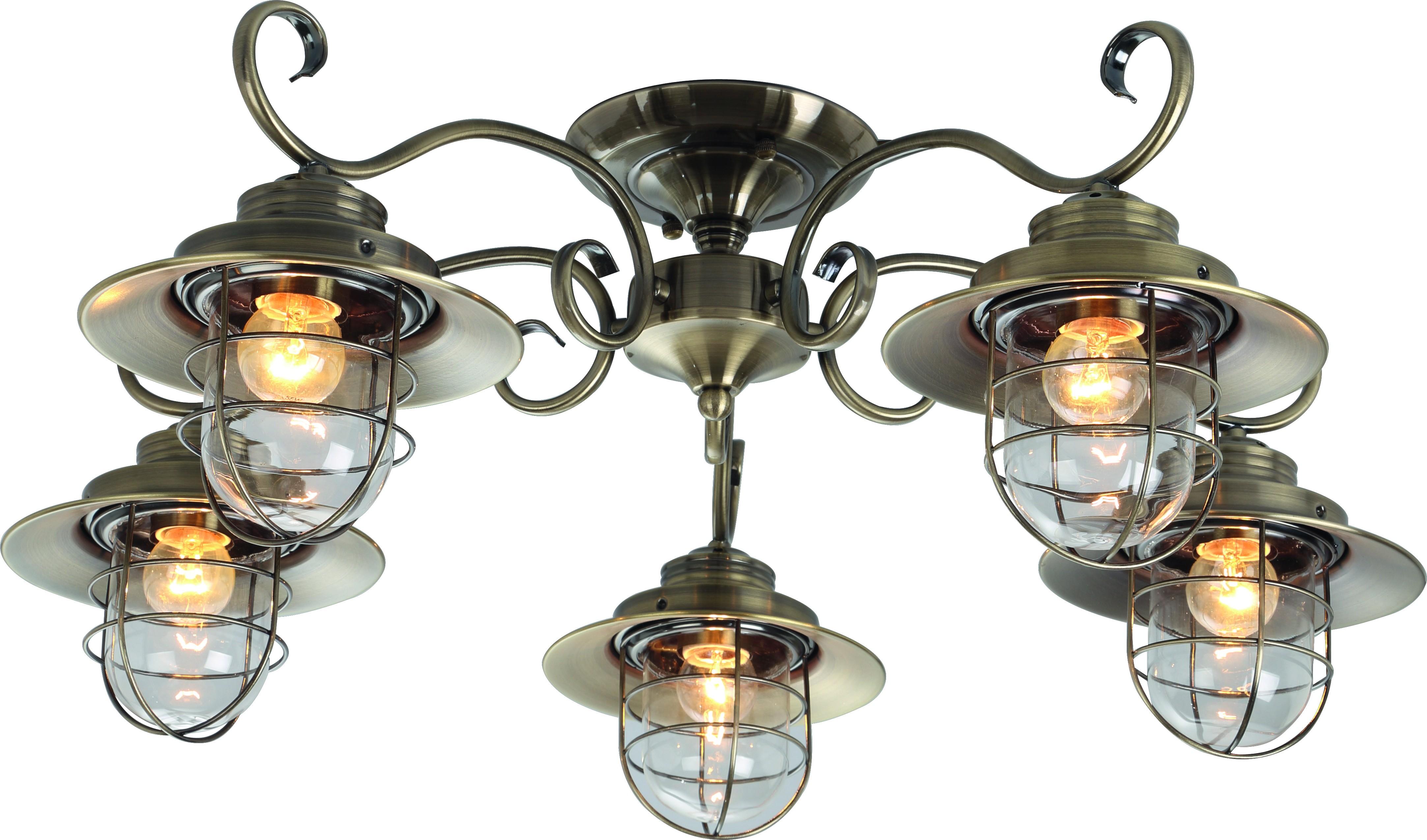 Купить Люстра Arte lamp A4579pl-5ab
