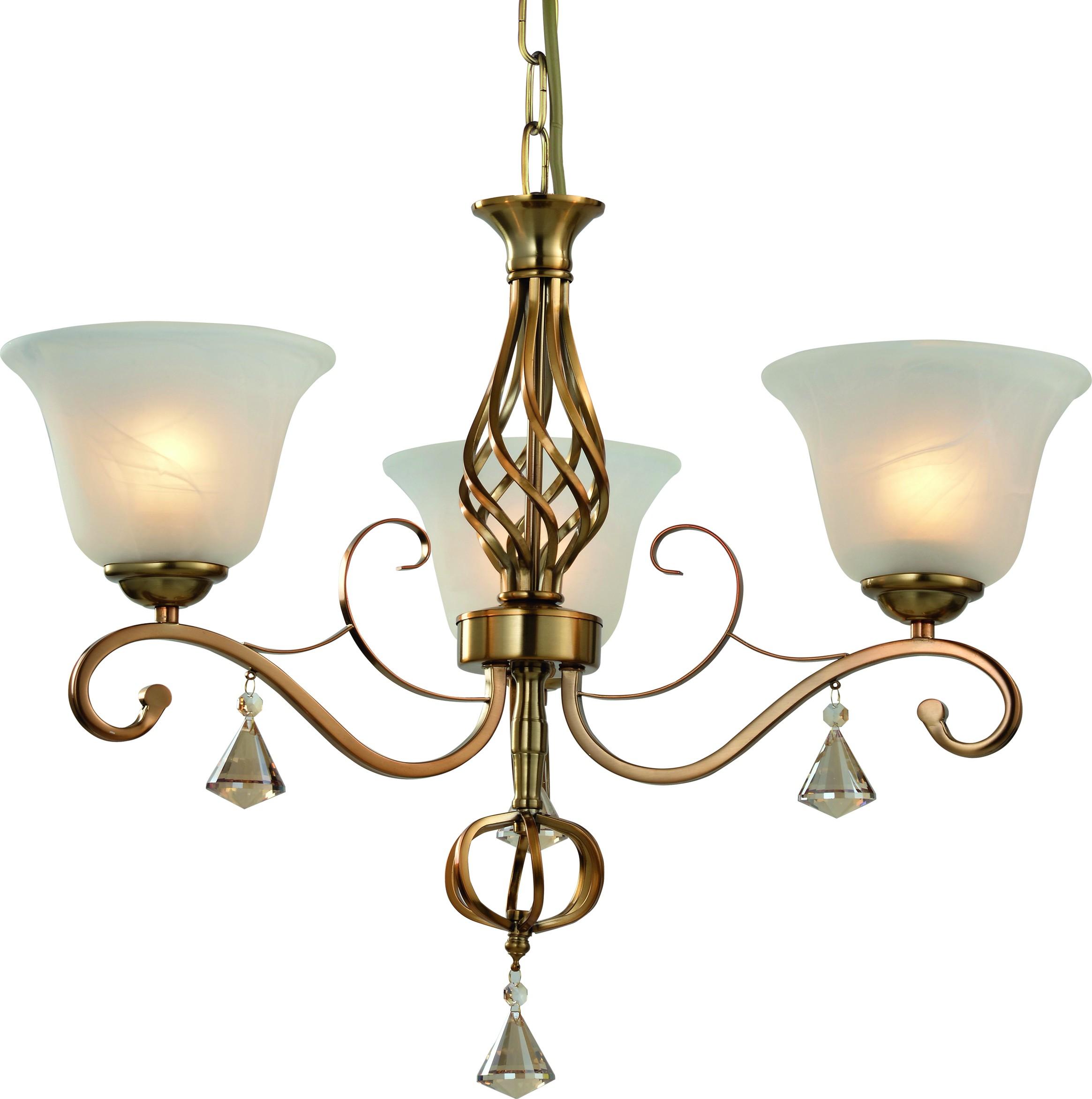 Люстра Arte lamp A8391lm-3pb