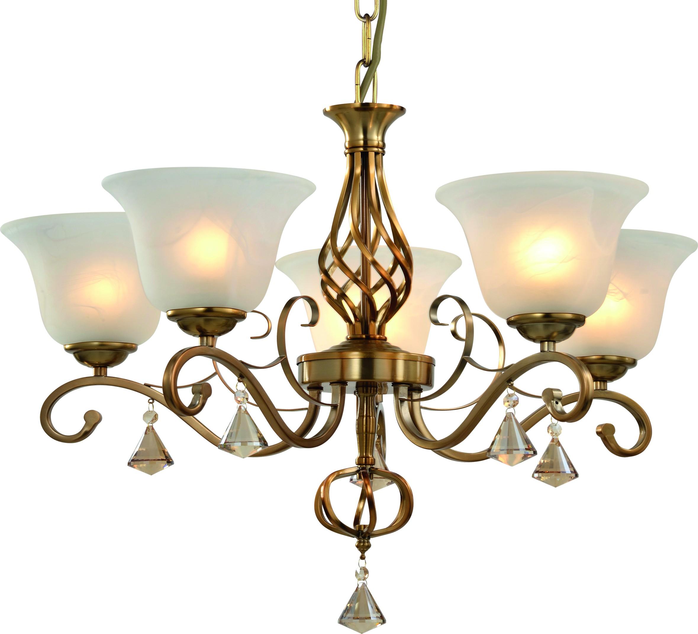 Купить Люстра Arte lamp A8391lm-5pb