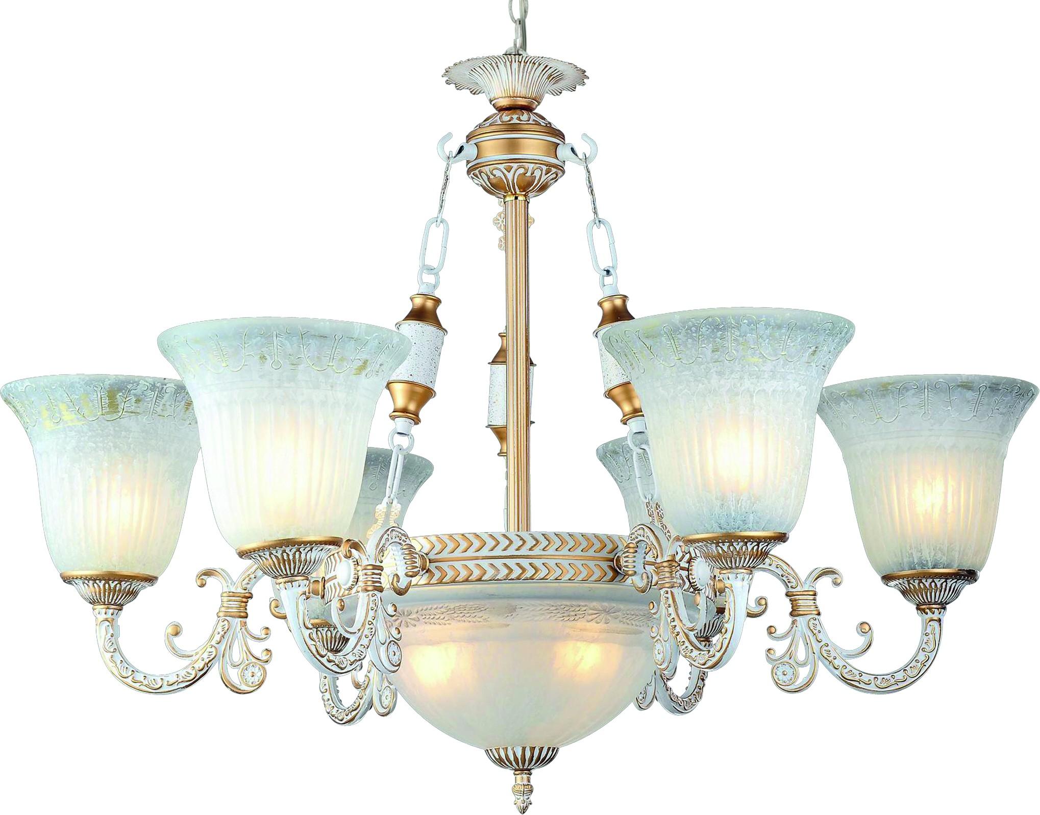 Люстра Arte lamp A1032lm-6-3wg люстра на штанге arte lamp delizia a1032lm 6 3wg