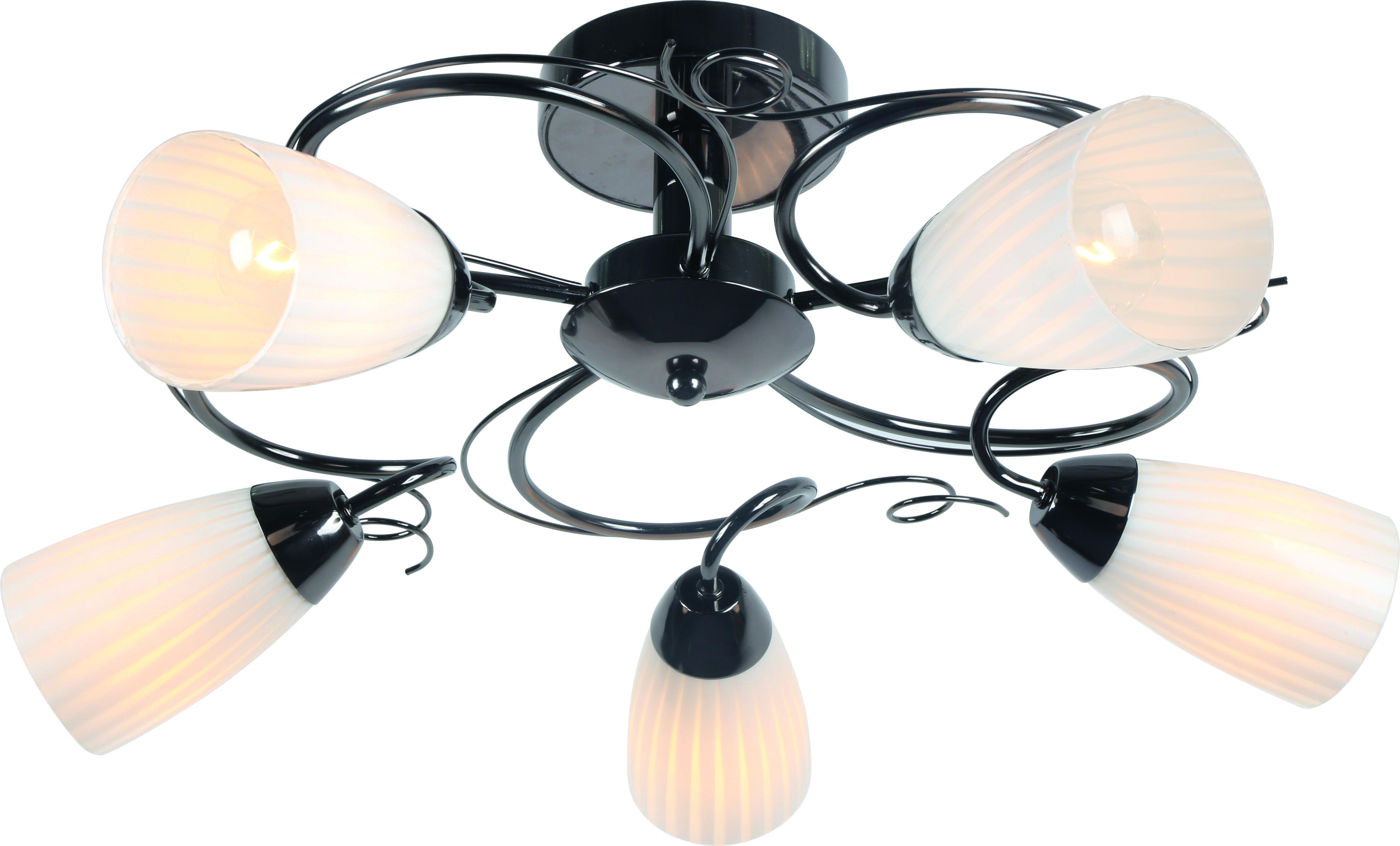 Люстра Arte lamp A6545pl-5bc люстра на штанге arte lamp alessia a6545pl 3bc