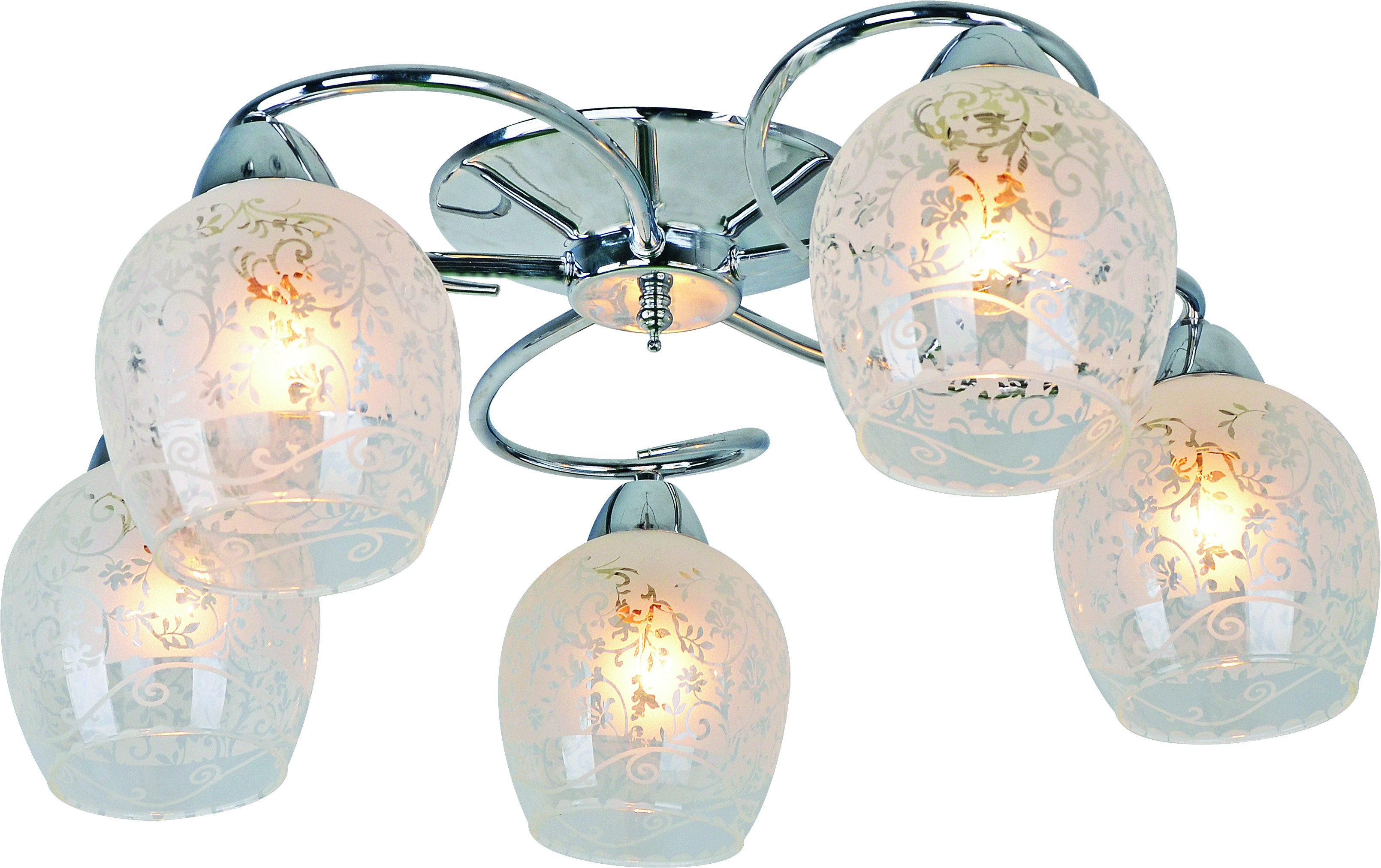 Люстра Arte lamp A1674pl-5cc