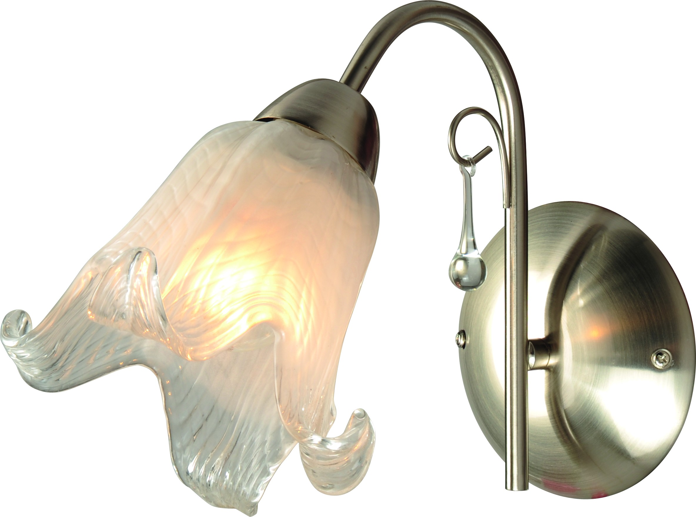 Бра Arte lamp A7957ap-1ss arte lamp бра arte lamp 78 a7957ap 1ss