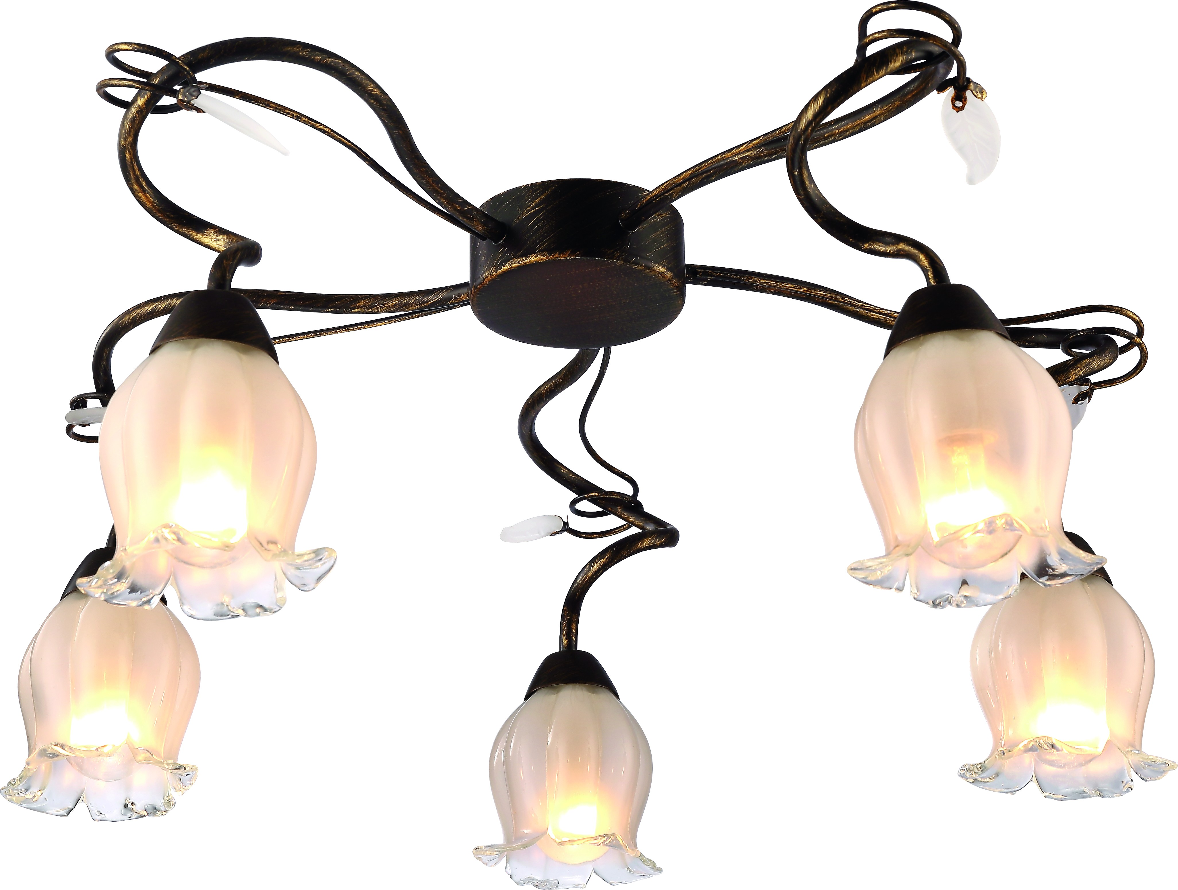 Люстра Arte lamp A7449pl-5br arte lamp потолочная люстра arte lamp 83 a7449pl 5br