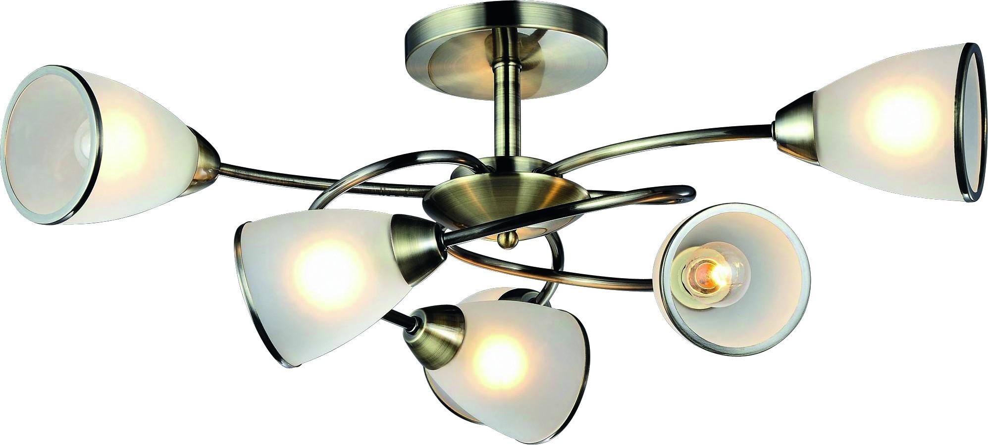 Люстра Arte lamp A6059pl-6ab люстра потолочная ��оллекция zanzibar a8392lm 6ab бронза arte lamp арте ламп