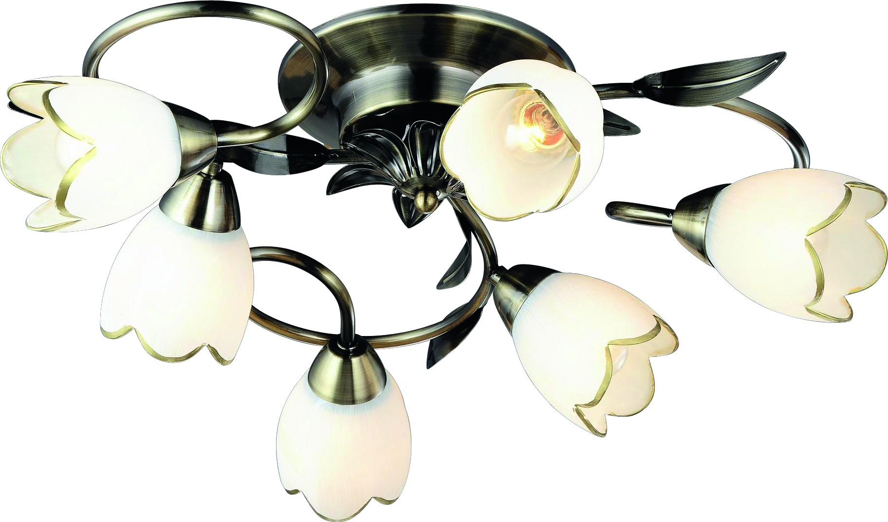 Люстра Arte lamp A6061pl-6ab люстра потолочная ��оллекция zanzibar a8392lm 6ab бронза arte lamp арте ламп